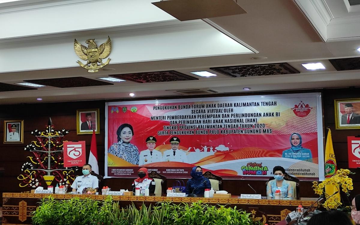 Launching Bantuan Sosial