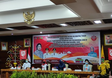 Launching Bantuan Sosial